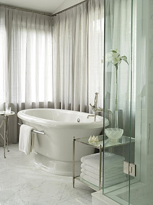 Bathtub Home Decor