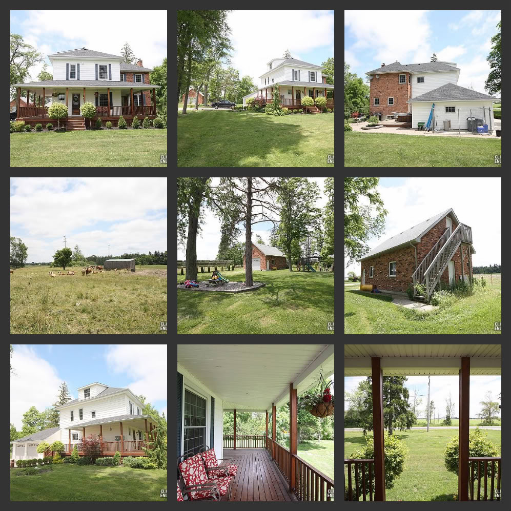 Farmhouse Photo Collection 1