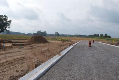 Construction Begins…