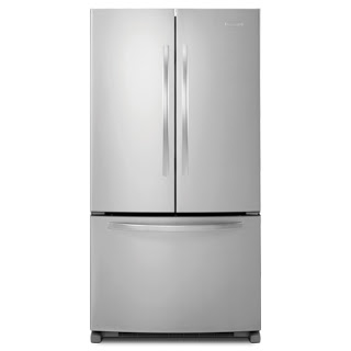 Stainless Steel Side By Side Fridge