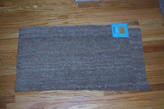 Back Of Doormat