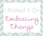 Embracing Change Blog