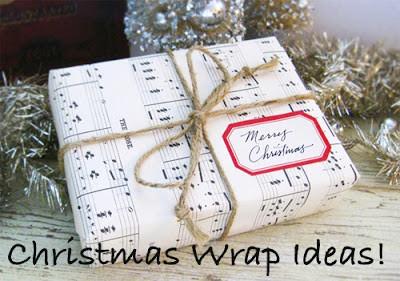 Christmas Wrap Ideas