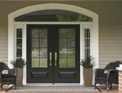 Burlington Bungalow – Front Door