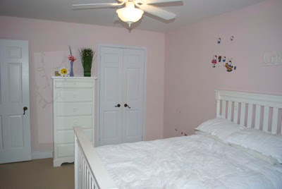 Girls Bedroom Home Decor