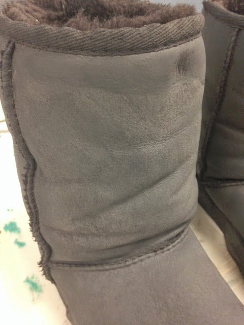 Making your Uggs Look Brand New with Chalk Paint