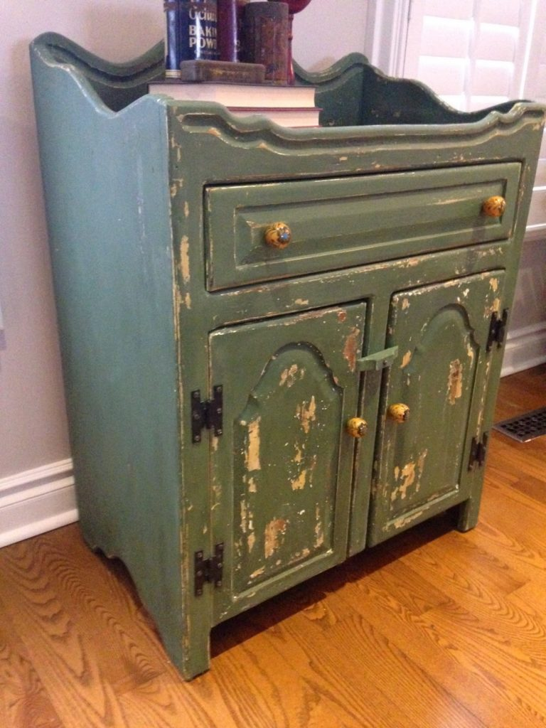 Milk Paint Project