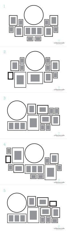 mirror bathroom layout