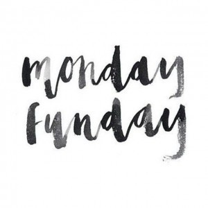 monday funday logo