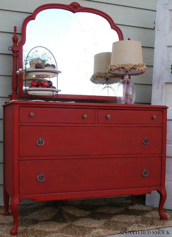 Color Inspiration Series – RED!