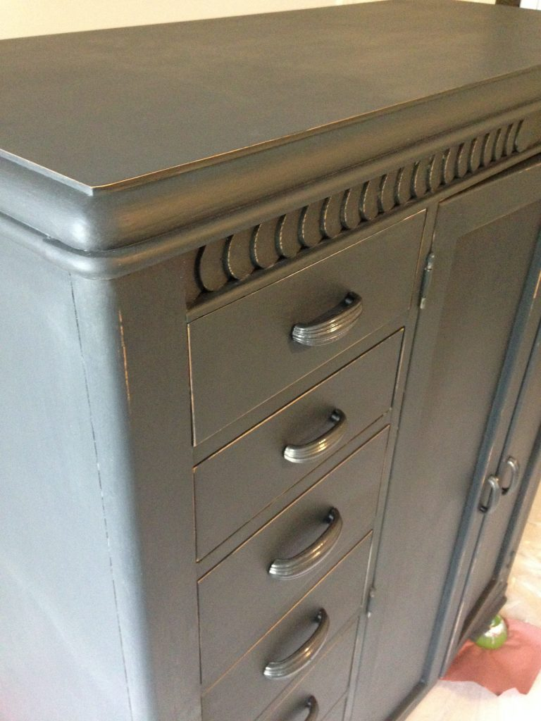 annie sloan chalk paint colors graphite