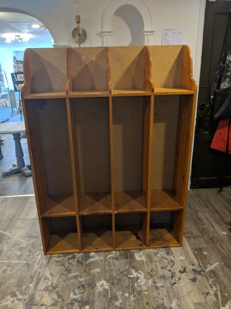 Furniture Upcycle Challenge Update