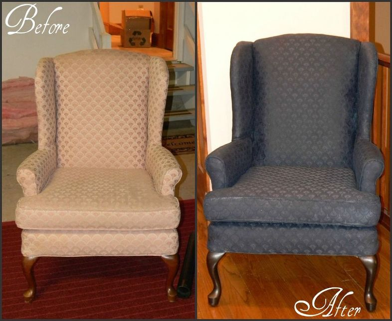 To Paint Upholstery In Five Easy Steps, Furniture Fabric Paint