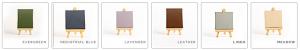 House&Canvas Chalk Style Furniture Paint Colors
