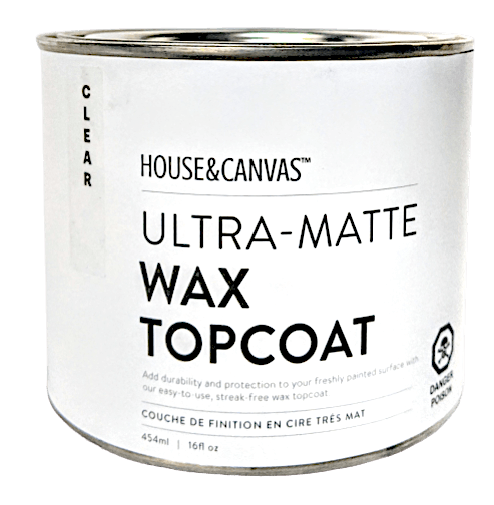 House&Canvas Wax Topcoat