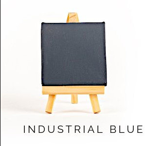 industrial blue